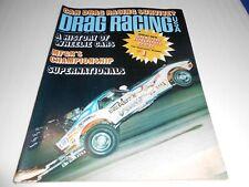Drag Racing USA  March  1974