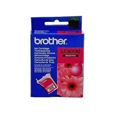 GENUINE BROTHER LC800M MAGENTA INK CARTRIDGE