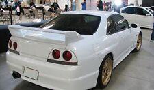 Nissan Skyline R33 GTS Alettone Spoiler Baule Posteriore Tuning GTR REPLICA VTR