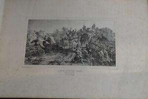 Auguste Raffet 1804-1860 Constantine 18 planches 1° et 2° série Lithographies
