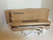 Sincalong recharablevacuum sealer machine LM-BZ801