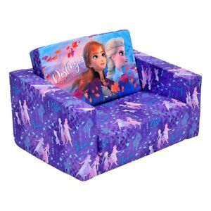 NEW Disney Frozen 2 Flip Out Sofa Bed Lounge Bedroom Decoration Birthday Gift