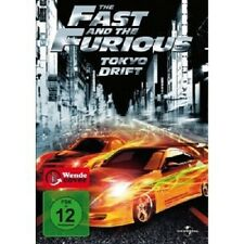 THE FAST AND THE FURIOUS: TOKYO DRIFT-DVD NEUWARE LUCAS BLACK,BOW WOW,N. KELLEY