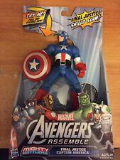 avengers assemble Captain American Figure