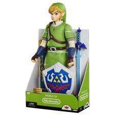 THE LEGEND OF ZELDA - Figura LINK - TAMAÑO GIGANTE ( 51 cm) !! NUEVO - Nintendo