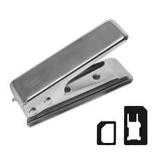 Corta tarjetas nano sim micro sim iphone samsung nokia lumia cortador tarjeta