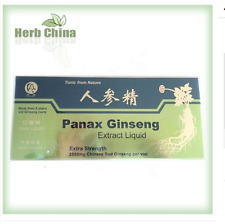 2 carts =120 boxes panax Ginseng Extract Liquid Strengthening the immune system