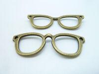6sets antiqued bronze color round toggle clasp design  EF3314
