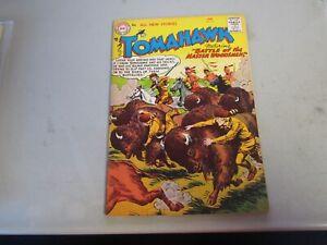 Tomahawk #45 Comic Book 1956