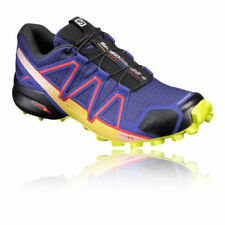 Scarpe sportive da donna running blu Numero 38