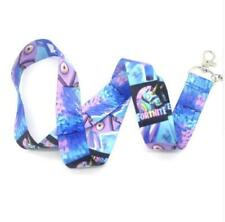 1pcs cartoon unicorn Popular Lanyard Key Card ID Chain Neck Straps Party gift