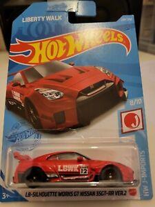 Hot Wheels 2021 Works GT Nissan 35GT-RR Ver.2 *204/250 HW J-Imports *8/10 GTC11