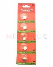 5 pcs CR927 927 LM927 BR927 Card 3V Lithium Battery Ultra