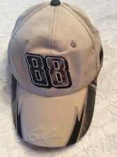DALE EARNHARDT JR #88~Hat~Embroidered 'Dale Jr' on Bill~NASCAR DAYTONA HOMESTEAD