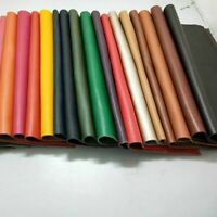 Real Genuine Leather Fabric First Layer Cowhide Scrap Material Hide Cut Rose DIY