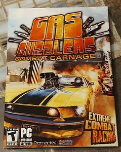 Gas Guzzlers: Combat Carnage (PC, 2013) SEALED!!