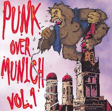 MUNICH PUNK Vol. 1 Sampler CD (2001 Aggressive Noise) Neu!