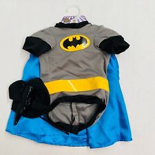 Rubie's Pet Shop BATMAN Pet Dog Puppy Halloween Costume Size Medium