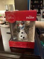 Frozen, Olaf, HALLMARK Ornament, Christmas Tree Ornament, New in Box