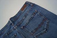 Tommy Hilfiger Rome Damen Jeans stretch Hose 28/34 W28 L34 stone wash blau #79