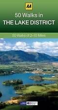50 Walks in The Lake District (AA 50 Walks series), AA Publishing, New condition
