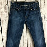 CITIZENS OF HUMANITY Kelly #001 Stretch Low Waist Boot Cut Womens Jeans Size: 28