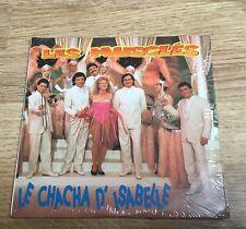 # CD 2 titres Les MUSCLÉS Le chacha d'isabelle 1993 AB Club Dorothée NEUF SCELLÉ