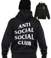 ANTI SOCIAL SOCIAL CLUB hoodie super rare sold out everywhere