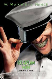 ICE CREAM MAN #25 JOHN GALLAGHER POSTER VARIANT NM