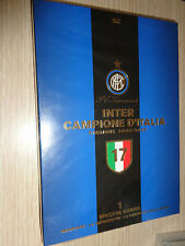 DVD Nº 1 inter fc champion of Italy Win Now 2008/2009 scudetto