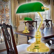 Lampe de table classique Lampe de banquier Lampe de bureau Lampe liseuse 144391