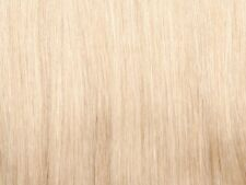 Microring 25 Str 1g indis. Echthaar 50 cm Haarverlängerung Farbe 613 platinblond