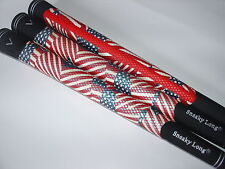 "Clear Grips Swing -""Crystal Clear""Hybrid Mid Size (HBRM-USF-003 mix flag)"