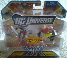 DC UNIVERSE ACTION LEAGUE WONDER WOMAN VS AQUAMAN *NEW*