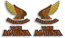 85-86 Honda VF750C V45 MAGNA Decal Set Fuel Gas Tank Side Cover Decals IN STOCK!