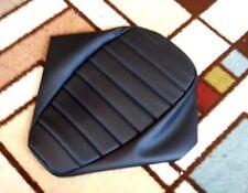 HARLEY DAVIDSON AERMACCHI SX125 1973-74 Negro Custom Hecho por encargo FUNDA