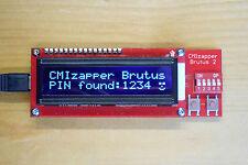 CMIzapper Brutus: Apple EFI Firmware Unlock Tool (unlimited version)