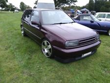 Volkswagen Golf Mk3 2.8 VR6 Mullberry Highline 97P Rare