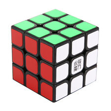 MoYu 3x3 Smooth New 3 x 3 x 3 YJ Sulong Black Speed Cube Puzzle US
