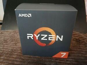 AMD Ryzen 7 2700X - 4.3 GHz Eight Core Prozessor inkl. Kühler