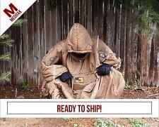 Survival Poncho Liner Mountain Serape SHTF Gear Prepper Tactical Coyote Brown