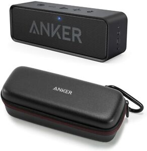 🔊Anker Soundcore 2 Portable Bluetooth Speaker 24-Hour Playtime 12W IPX7 SEALED