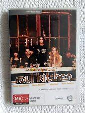SOUL KITCHEN - DVD, REGION-4, LIKE NEW, FREE POST WITHIN AUSTRALIA