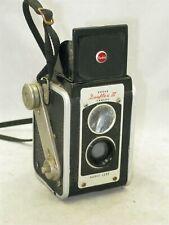 Kodak Duaflex III With Fixed Focus Kodet Lens 620 Film TLR Camera