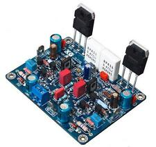 Musical Fidelity A1 Pure Class A 2SA1941 2SC5198 Amplifier Board 20W DIY Kits