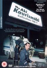 AKI KAURISMAKI COLLECTION 1 - DVD - REGION 2 UK