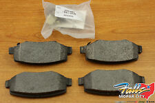 2007-2016 Jeep Wrangler Dodge Nitro Rear Brake Pad Kit Mopar OEM