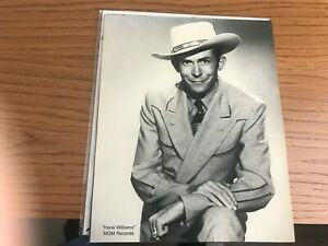 HANK WILLIAMS PHOTOGRAPH