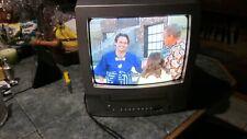 "Toshiba 13"" CRT Tube TV Television TV/DVD Combo MV13PS / Tested"
