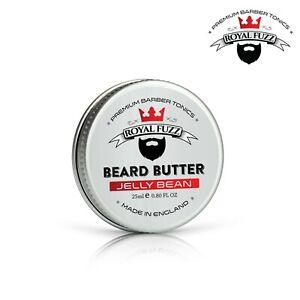 Jelly Bean - Beard Butter 25ml | Premium Barber Tonics | ROYAL FUZZ ®